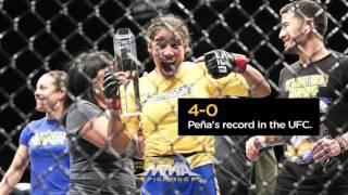 UFC On FOX 23: Valentina Shevchenko Vs. Julianna Pena Full Fight Preview -