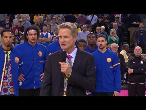 Steve Kerr remembers Craig Sager   NBA on TNT   Inside the NBA