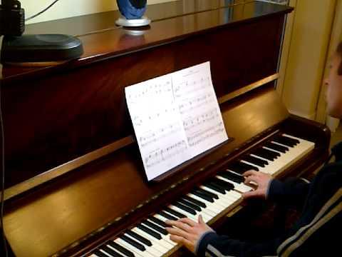 Heard 'Em Say - Kanye West - piano cover