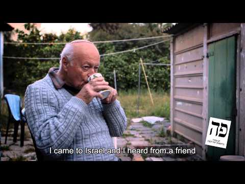 This is Moshe's story - it's a fight for the Holocaust survivors