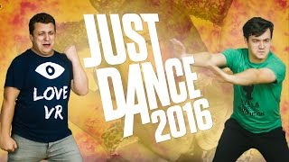 Jani vs Pisti: Just Dance 2016