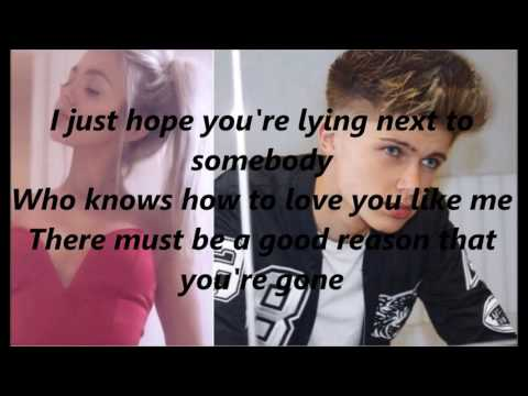 We Don't Talk Anymore cover by Samantha Harvey & Harveylyrics video