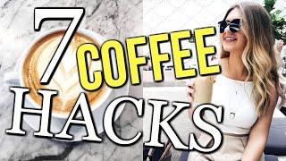 COFFEE LIFE HACKS || Coffee Hacks Every Caffeine Lover Should Know
