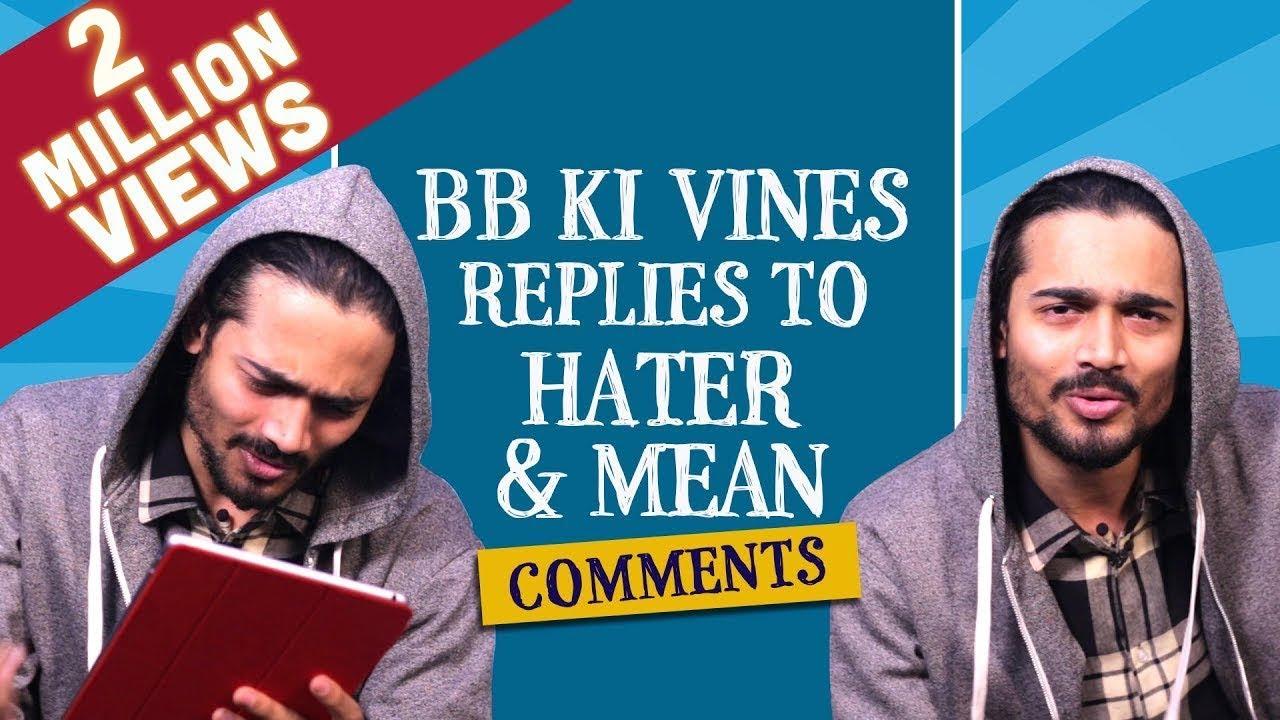 BB Ki Vines responds to mean comments| BB Ki Vines | Titu Talks