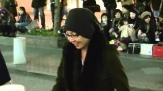 柚希礼音さんの東京公演の出待ち映像です.