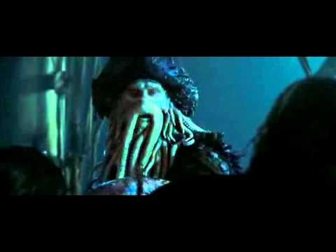 I don't think Bill Nighy gets enough credit for his role as Davy Jones in Pirates of the Caribbean, One of the best villains seen in years