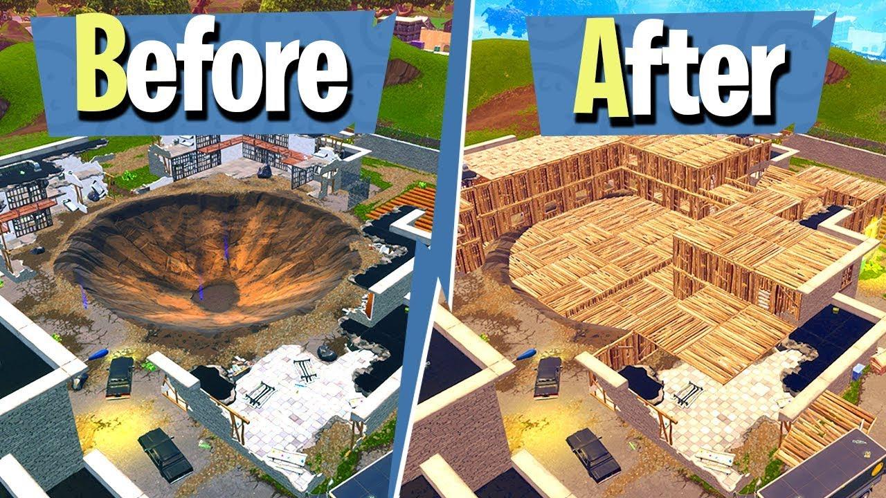 Does Fortnite Have A Prison We Rebuilt The Entire Prison In Fortnite Fortnite Battle Royale Youtube