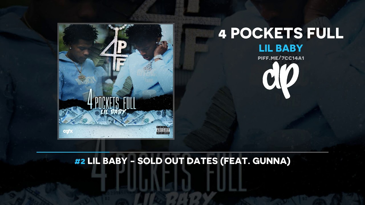 Lil Baby - 4 Pockets Full (FULL MIXTAPE + DOWNLOAD)