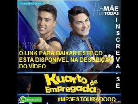 KUARTO DE EMPREGADA CD NOVO LANÇAMENTO 2017 - CD COMPLETO