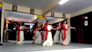 School dance programme
