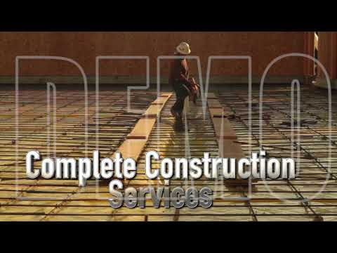 Construction Contractor Demo Video For Contractors In Chicago IL