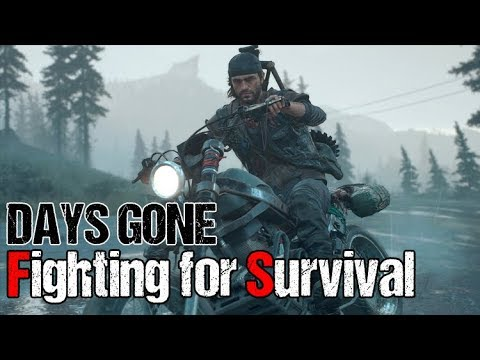 DAYS GONE | Fighting For Survival - Español Latino | PS4