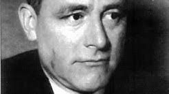 Carl Schmitt - Der Anwalt des Reichs: Interview mit Reinhard Mehring