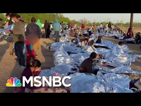 Biden Team Warned Trump Administration Of Need For Space For Migrant Children In December   Katy Tur