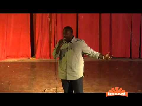 "Mike Yard ""Welcome 2 Haiti"" @ Stand Up for Haiti"