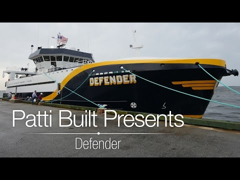 Patti Built Presents The Defender