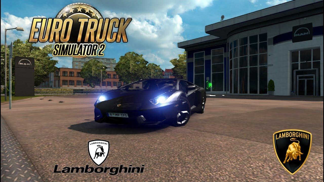 Ets 2 Lamborghini – Automoriz