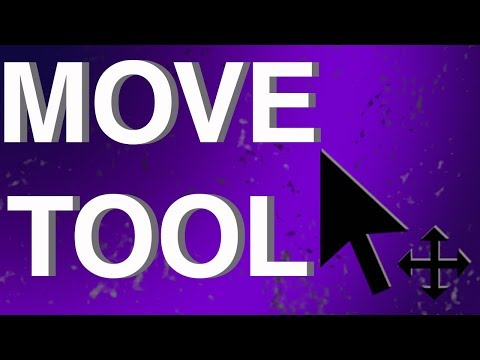 Photoshop Tutorial | Beginner Guide 001 Move Tool thumbnail