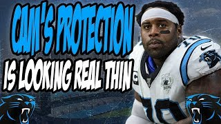 Carolina Panthers Trade Trai Turner to Chargers for LT Russell Okung!