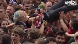 The Rumjacks - Blows & Unkind Words (Live at Woodstock Festival Poland 2016)