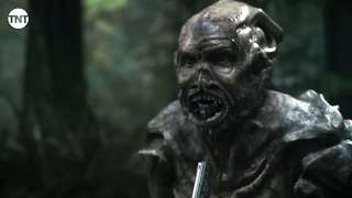 Hatchlings - Overlord Confrontation | Falling Skies | TNT