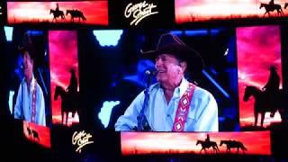 George Strait - The Cowboy Rides Away/2019/RodeoHouston/NRG Stadium