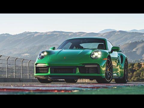 2021 Porsche 911 Turbo S Hot Lap! - 2020 Best Driver's Car Contender