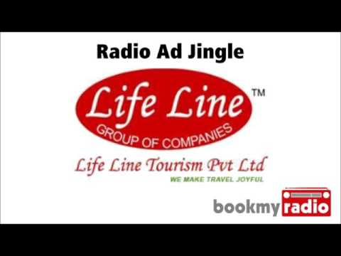 FM Radio Advertising Lifeline Tourism | BookMyRadio.com