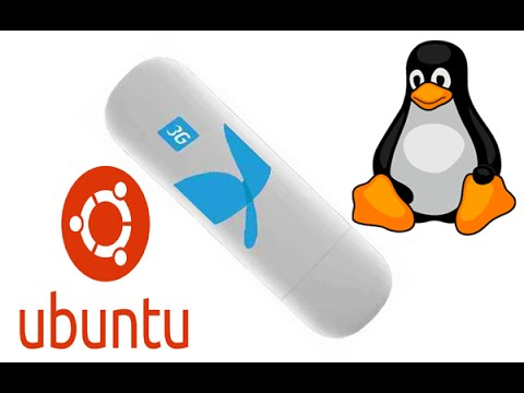 Configure GrameenPhone 3G USB modem in Ubuntu or Linux and make it working