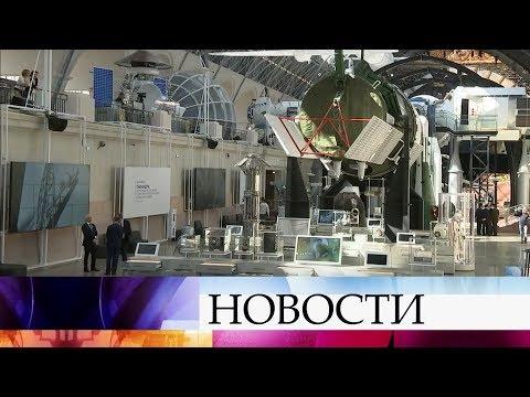 Президент в День космонавтики открыл отреставрированный павильон «Космос» на ВДНХ.