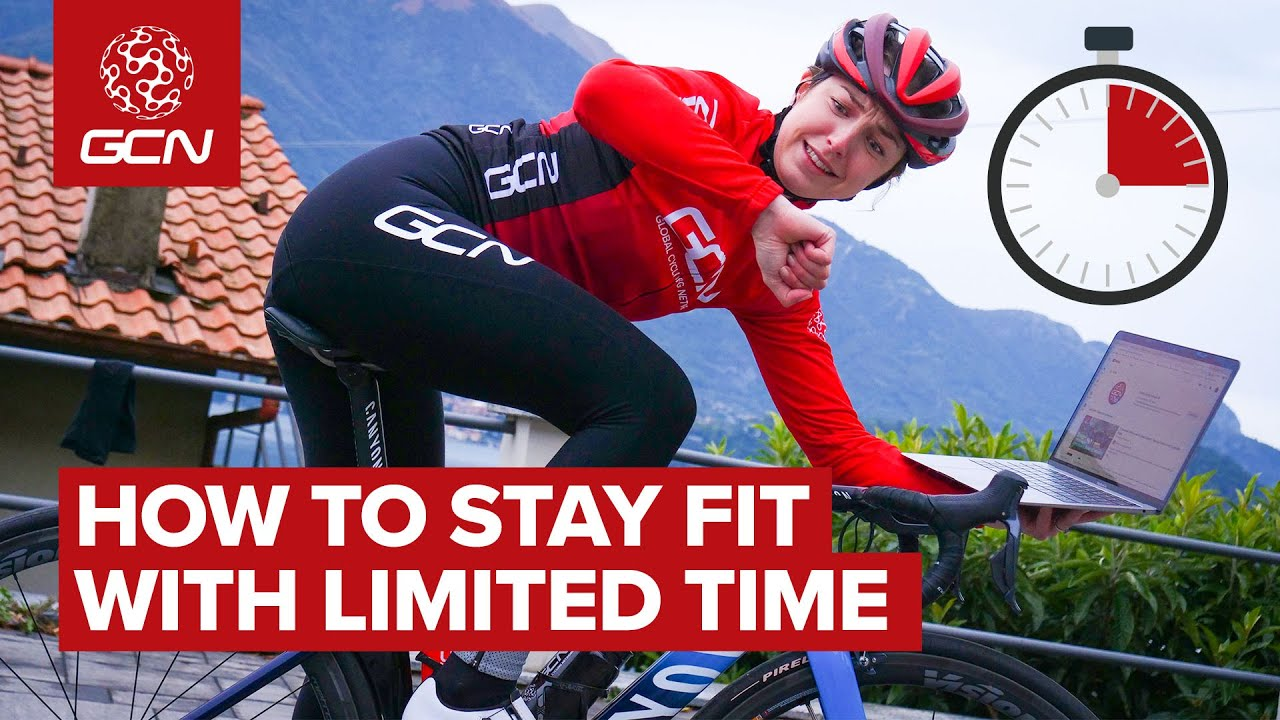 How To Get Fit For Cycling When You Are Short On Time | Tips For Busy Riders