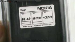 Cheap Nokia Rechargeable Battery Charger