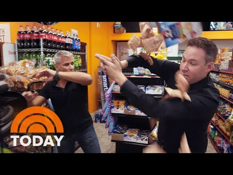 Rossen Report: These Tips Could Save Your Life If You're Caught In A Robbery | TODAY
