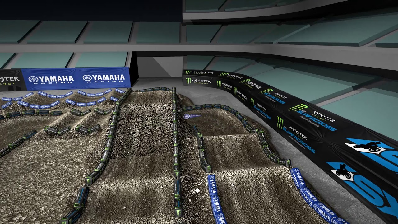 Yamaha Animated Track Map: Anaheim 1 | Supercross Live on explorers map, dish network map, cmc map, coverage map, helsingborg map, the narrows map, wal mart map, ultima 3 map, manitou map, rmh map, jvc map, john deere map, vanguard airlines route map, marshall map, all quiet on the western front map, harley davidson map, bucket list map, usc housing map, loran map, zoom map,