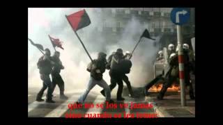 ? Leo Ferre - Les Anarchistes (Los Anarquistas) subtitulos en español ?