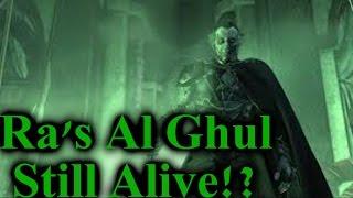 Ra's Al Ghul ALIVE in Arkham Knight!? (Easter Eggs/Secrets) thumbnail