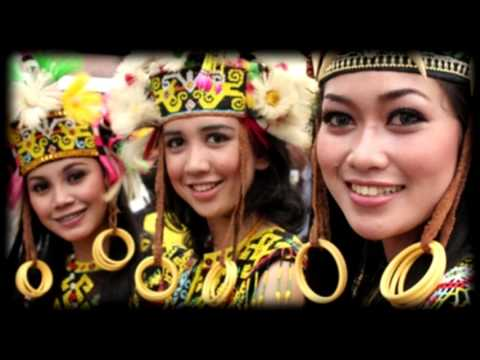 Sape' Instrument Dayak Borneo Yang Paling Menyentuh