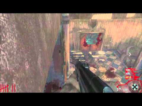 Call Of Duty: Black Ops-Kino Der Toten Map Glitch (Still Works Stop Asking)