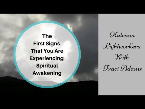 The First Signs That You Are Experiencing Spiritual Awakening