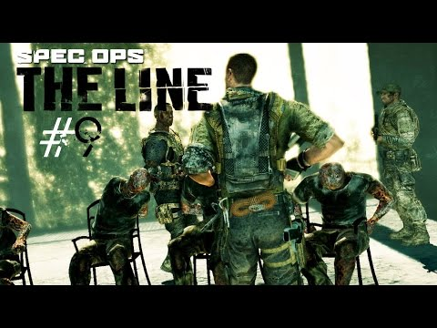 Spec Ops: The Line [#9] Der Held aus Kabul [HD]