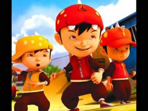BoBoiBoy Hang on Tight Ending Song