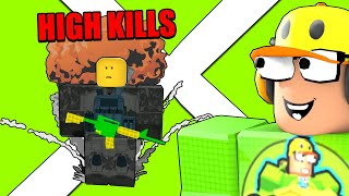 HIGH KILLS GAME - Roblox Phantom Forces +FaceCam