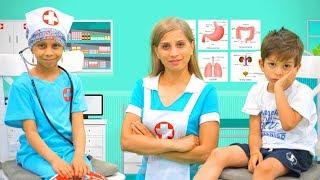 Doctor Checkup Song I KLS Nursery Rhymes Songs for Kids