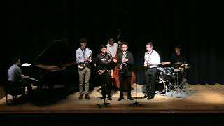 "072018 IU Sax Camp Jazz quartet ""Recordame"""