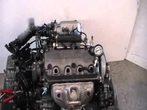 JAPAN POWER INC JDM ENGINE D15B 2858905
