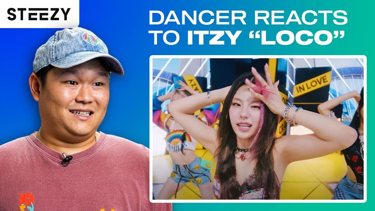 """Download Dancer Reacts To ITZY """"LOCO"""" M/V 