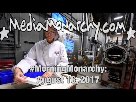 Misdemeanor Drugs & Dying Younger on #MorningMonarchy: #August16, 2017