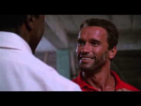 Arnold Schwarzenegger meets Carl Weathers HQ