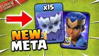 Yeti Smash is the META! Best TH13 Attack Strategy (Clash of Clans)