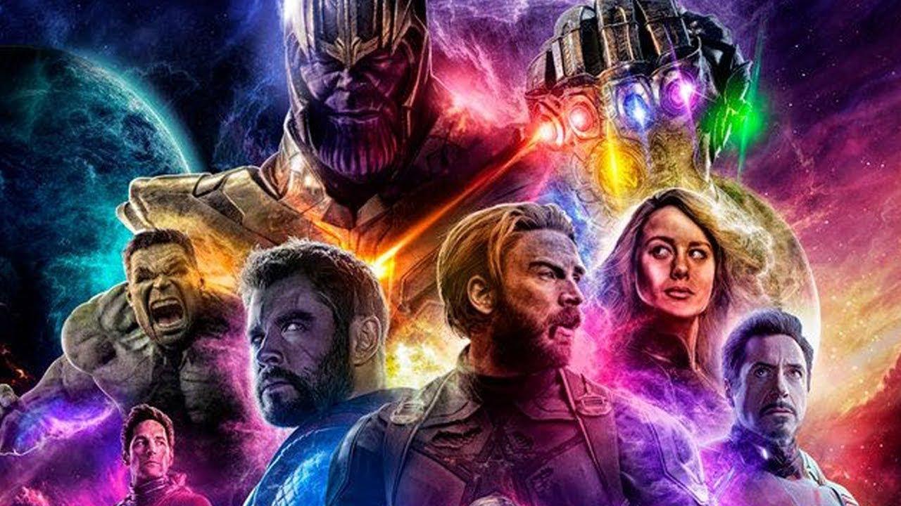 Avengers Endgame LEAK Final Battle AVENGERS ASSEMBLE - YouTube